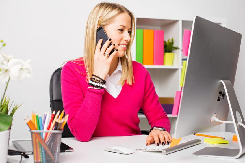 working-woman